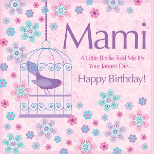 Mami Greeting Card
