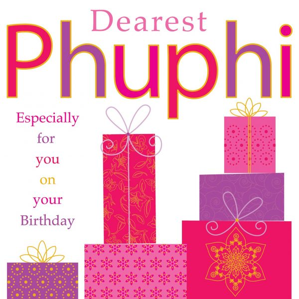 Phuphi Greeting Card