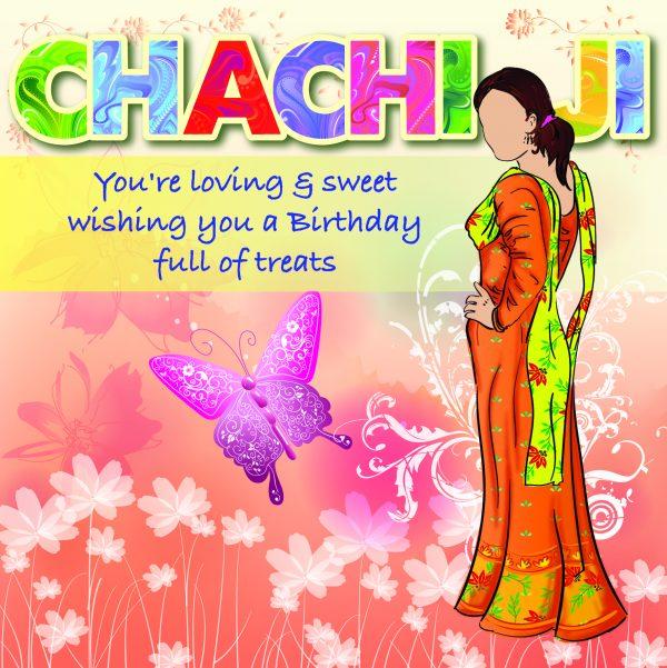 Chachi GreetingCard